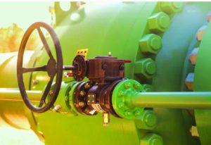 gaz vert